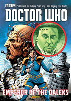 Emperor of the daleks panini graphic novel