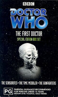 First doctor special edition box set australia vhs