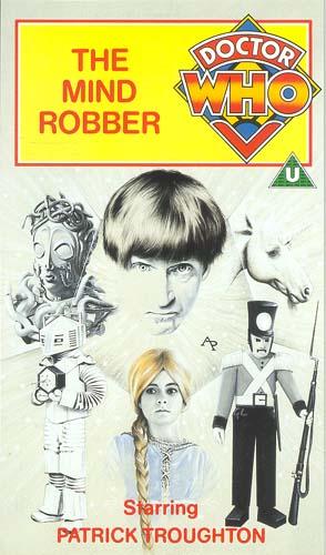 Mind robber uk vhs