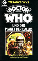 Planet of the daleks 1989 germany