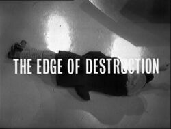 Edge of destruction
