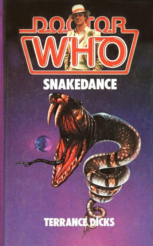Snakedance hardcover