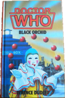 Black orchid hardcover