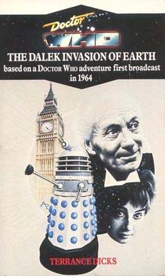 Dalek invasion of earth 1990 target