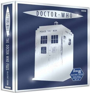 Doctor who files collectors edition