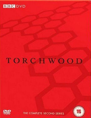 Torchwood complete second series uk dvd