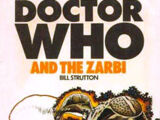Doctor Who and the Zarbi/Target novelisation 9th edition