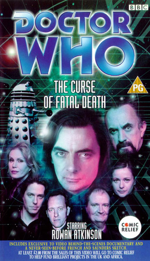 Curse of fatal death uk vhs