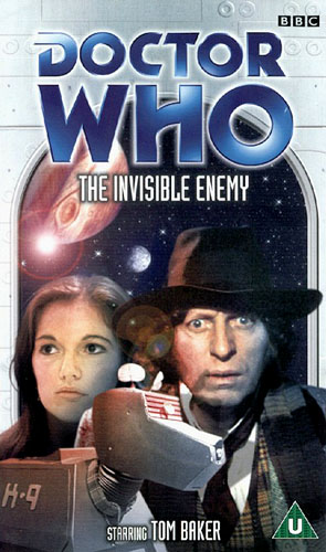 Invisible enemy uk vhs