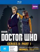Series 9 part 1 australia bd