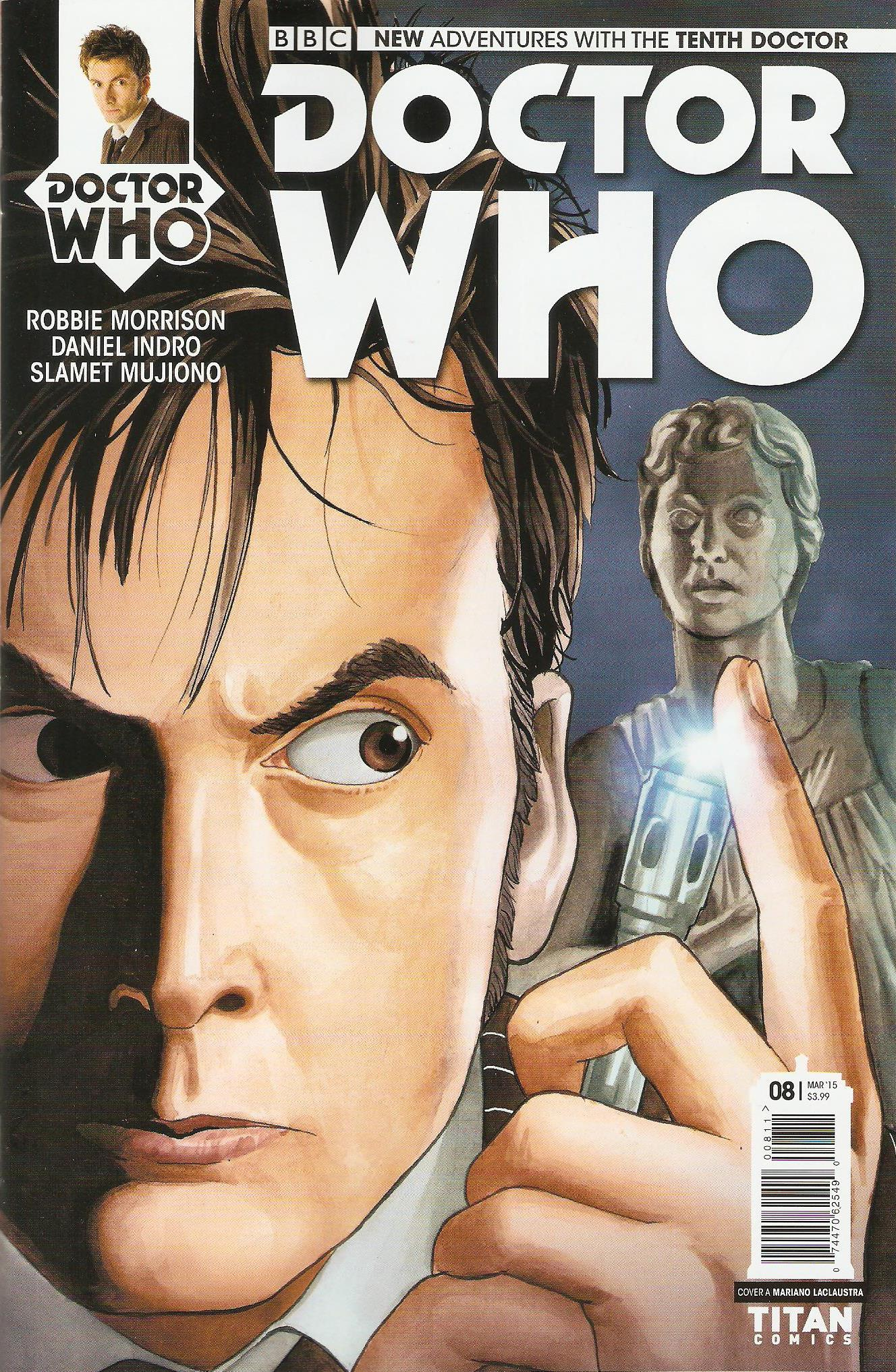 Tenth doctor issue 8a