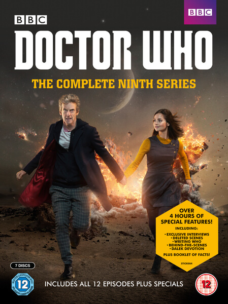 Complete ninth series uk dvd