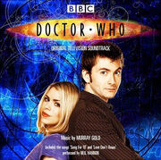 Doctor who original television soundtrack music cd