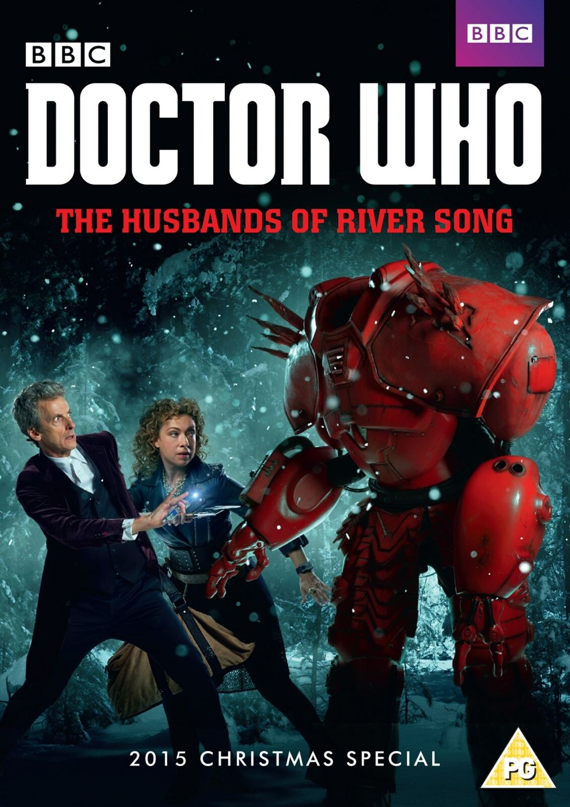 Husbands of river song uk dvd