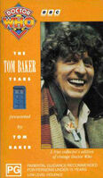 Tom baker years australia vhs