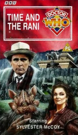 Time and the rani uk vhs