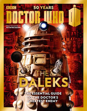Doctor who 50 years issue 1 daleks