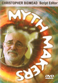 Myth makers christopher bidmead dvd