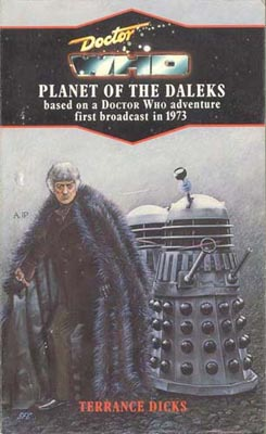 Planet of the daleks 1992 target