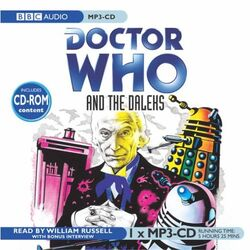 Doctor Who and the Daleks MP3CD
