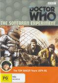 Sontaran experiment australia dvd