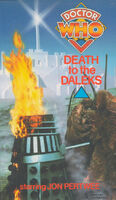 Death to the daleks australia vhs