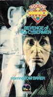 Revenge of the cybermen us vhs