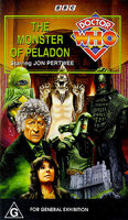 Monster of peladon australia vhs