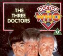 The Three Doctors (VHS)