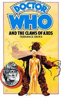 Claws of axos hardcover