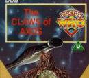 The Claws of Axos (VHS)