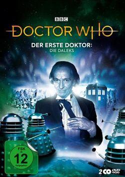 Daleks germany dvd