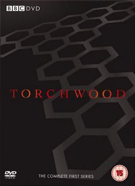 Torchwood complete first series uk dvd