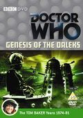 Genesis of the daleks uk dvd