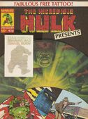 Incredible hulk presents 1