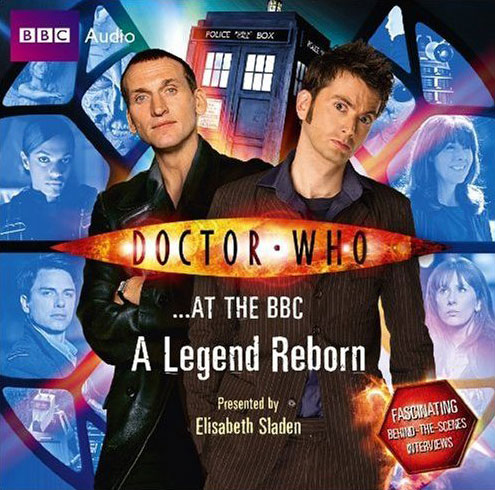 Doctor who at the bbc legend reborn