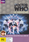 Dominators australia dvd