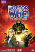 Scream of the shalka us dvd