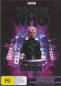 Complete davros collection australia dvd
