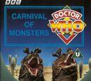 Carnival of Monsters (VHS)