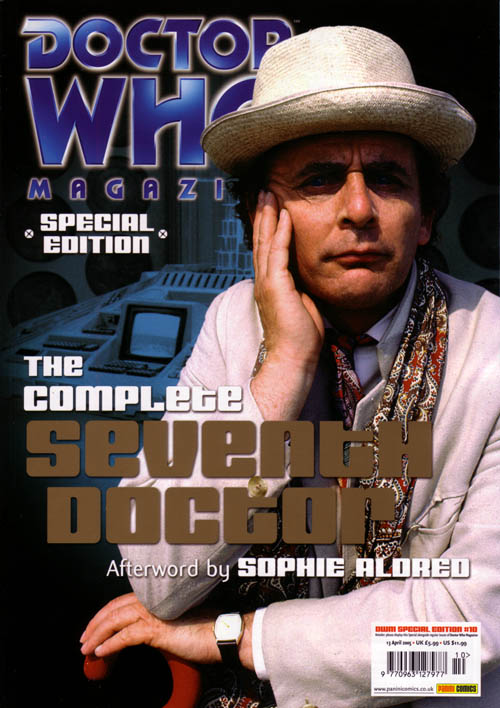 Dwm se complete seventh doctor