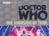 The Invasion of Time (DVD)