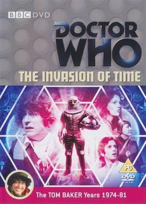 Invasion of time uk dvd