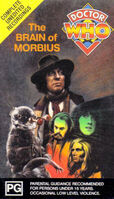 Brain of morbius rerelease australia vhs