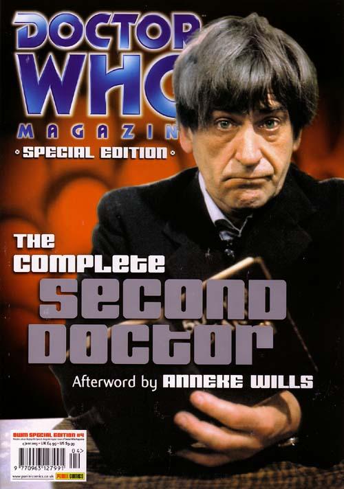 Dwm se complete second doctor