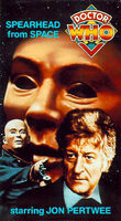 Spearhead from space us vhs