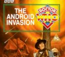 The Android Invasion (VHS)