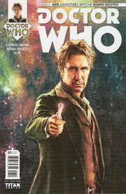 Eighth doctor issue 1a