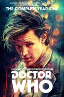 Eleventh doctor complete year 1