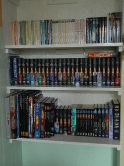 Lego Whovian's books